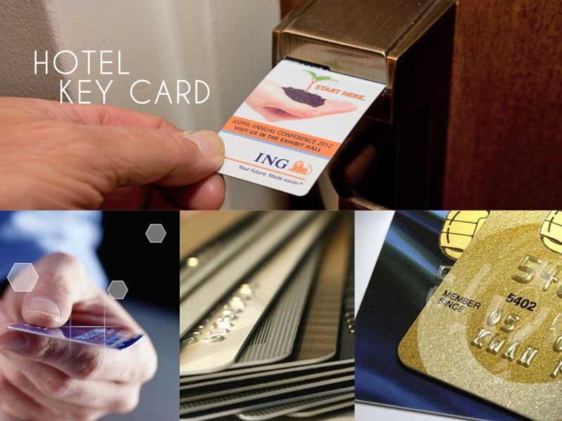 rfid hotel card